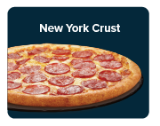 Lighter hand stretched crust, done the New Yorker way.
