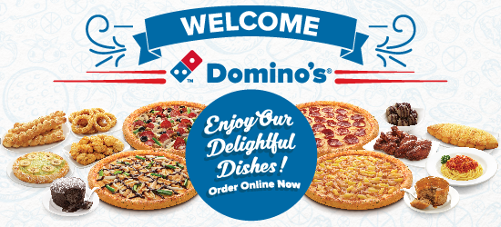 Welcome to Domino's Pizza Malaysia