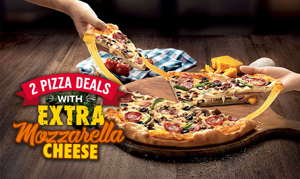 Domino S Pizza Menu Fresh Pepperoni Pizza Delivery To You