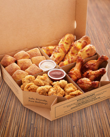 Online Order Fast Food Delivery Near Me Domino S Malaysia