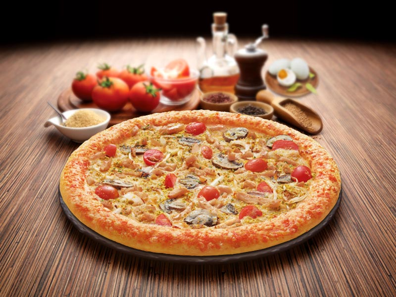Pizza Menu Malaysia Fresh Pan Pepperoni Pizza Delivery Takeaway